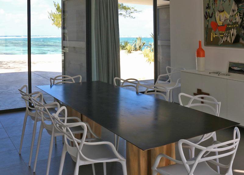 Villa Oceane in Mauritius - Living Room
