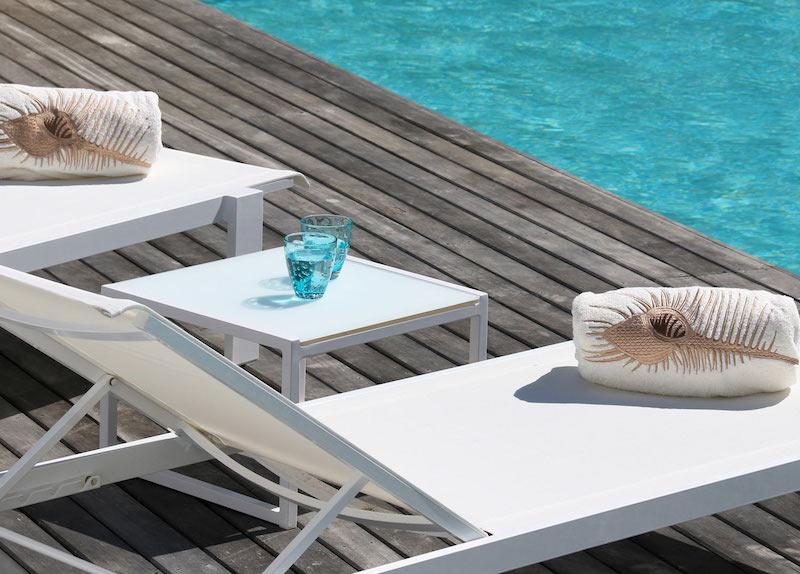 Villa Oceane in Mauritius - Poolside