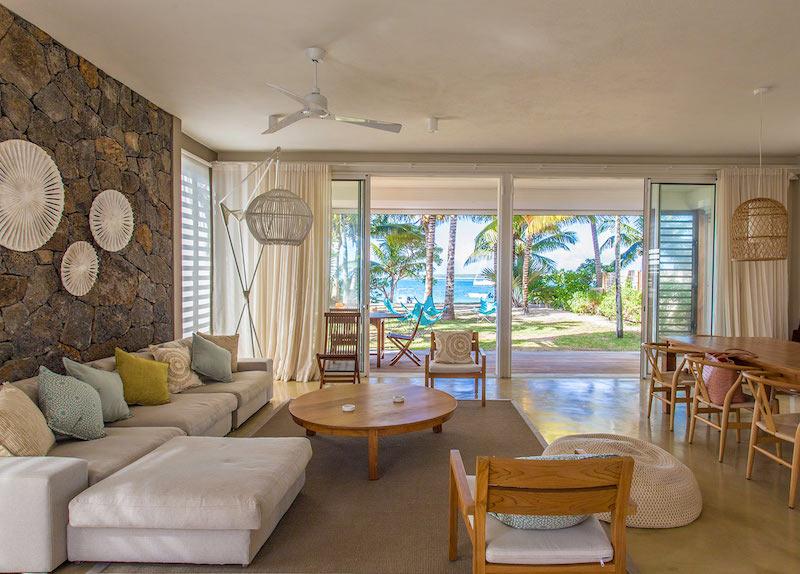 Villa Tourteaux in Mauritius